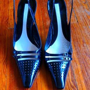 Via spiga heels.